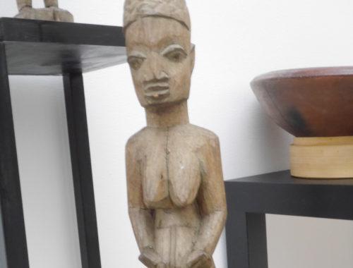 Sculpture de Ganvier