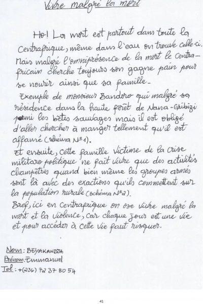 lettre Bangui site